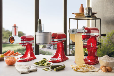 Mixer Attachments and Accessories