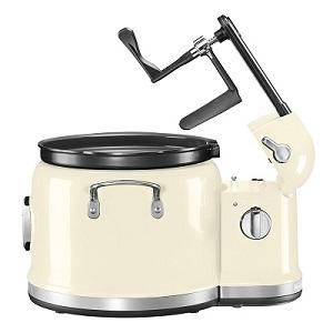 KitchenAid-Multi-Cooker-und-Ruehrturm-creme-seitlich-offen