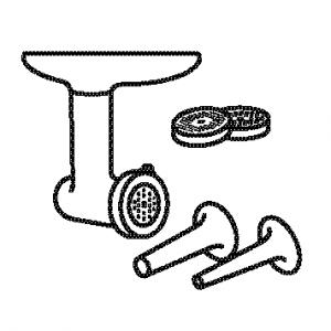 Mixer Attachments & Accessories